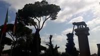 Rom (auf dem Kapitol-Hügel... - Kopie der römischen Wölfin mit Romulus und Remus)