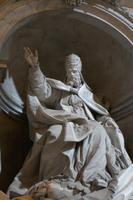 Grabmal Papst Gregor