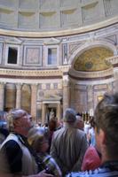 im Pantheon ...
