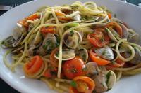 Mittagessen in Amalfi