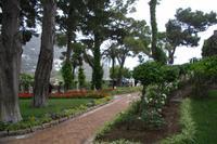 Augustusgarten auf der Insel Capri