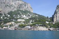 197 Schiffsrundfahrt Insel Capri (Marina Piccola)