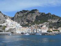 Schifffahrt an der Amalfiküste