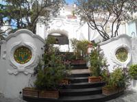 Spaziergang durch Capri-Zentrum