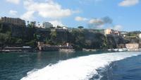 Sorrento - Fahrt nach Capri