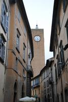 Glockenturm in Orvieto