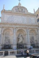 Brunnenanlage in Rom