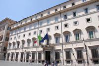 Staatssitz des Ministerpräsidenten von Rom
