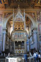 Innenraum San Giovanni in Laterano