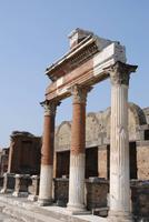 Formum in Pompeji
