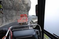 Schmale Straßen auf Capri