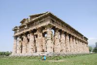 Poseidon-Tempel Paestum