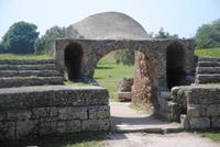 Amphitheater in Paestum