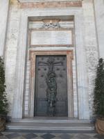 Rom (Kirche San Giovanni in Laterano - Heilige Pforte)