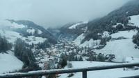 Wintereinbruch am Brennerpass