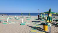 Strand der Ferienanlage (4)