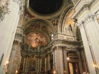 in der Basilica di San Ignazio