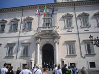 Präsidentenpalast (Quirinalspalast)