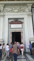 Rom (Kirche Sankt Paul vor den Mauern - Heilige Pforte)