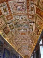 Boah, diese Renaissancedecken im Vatikan