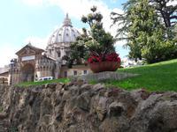 53_Rom_Vatikanische_Gärten