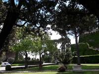 62_Rom_Vatikanische_Gärten