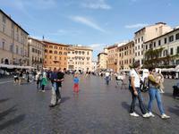 Rom, 17.10.2018, Piazza Navona