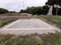 In Ostia Antica.