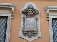 Wohnhaus von Bernini.