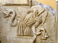 21.10., Kapitolinisches Museum, Reliefplastik