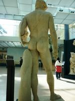 21.10., Kapitolinisches Museum, Antiker Recke