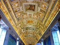 22.10., Vatikanisches Museum, Galerie der Geografischen Karten