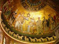 23.10., Apsis Santa Maria in Trastevere