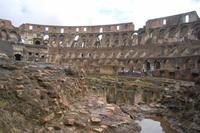 im Kolosseum