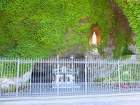 Vatikanische Gärten (Lourde-Grotte)