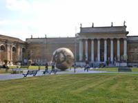 Vatikanische Museen (Weltkugel)