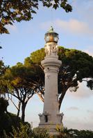 Leuchtturm am Gianicolo