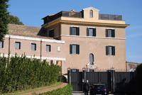 Wohnung von Papst Benedikt XVI