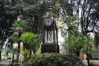 Turmuhr- mit Wasser gesteuert - Villa Borghese