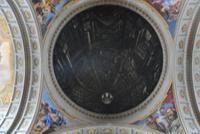 Jesuitenkirche - Kuppel eine optische Täuschung