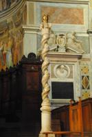Osterleuchter Kirche San Maria in Trastevere