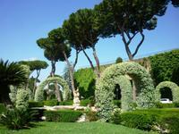 24.05.2014 Rom, Vatikanische Gärten