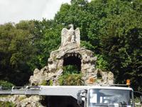 Vatikanische_Gärten_Adlerbrunnen