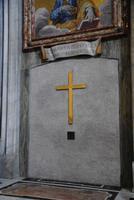 Heilige Pforte von Innen - Petersdom