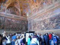 Vatikanische Museen (Stanzen des Raffael))