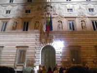 Lichter-Spaziergang (Palazzo Spada)