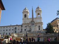 13_Kirche Santissima Trinitä dei Monti