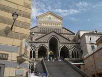 In Amalfi Dom