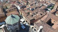 Cremona (Ausblick vom Glockenturm -