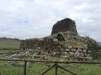 Santu Antine - die alte Königsburg